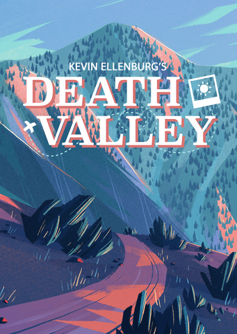 Death Valley (PRE-ORDER SHIPPING LATE JULY 2021)