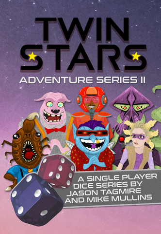 Twin Stars: Adventure Series II (Pre-Order)