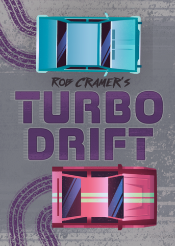 Turbo Drift - Print & Play