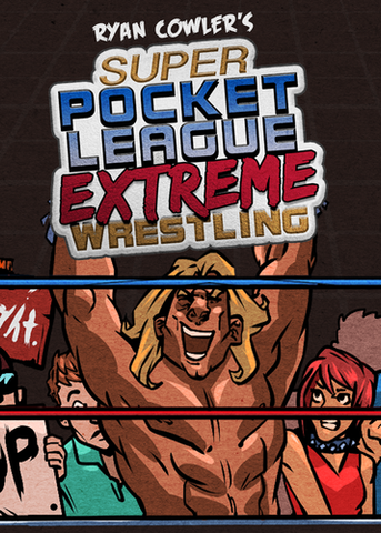 Super Pocket League Extreme Wrestling
