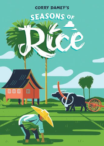 Seasons of Rice [PRE-ORDER - SHIPPING IN JUNE 2021]