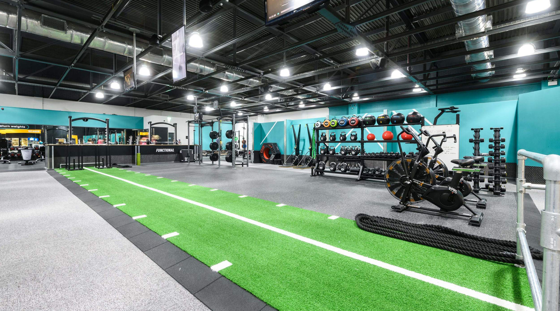 BLK BOX Secure Exclusive PureGym Contract