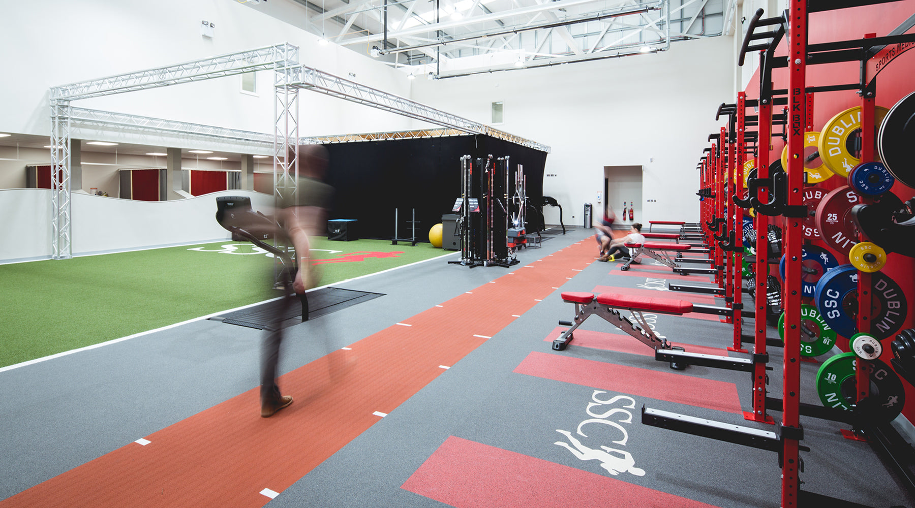 Sports Surgery Clinic Gym Facility, Dublin
