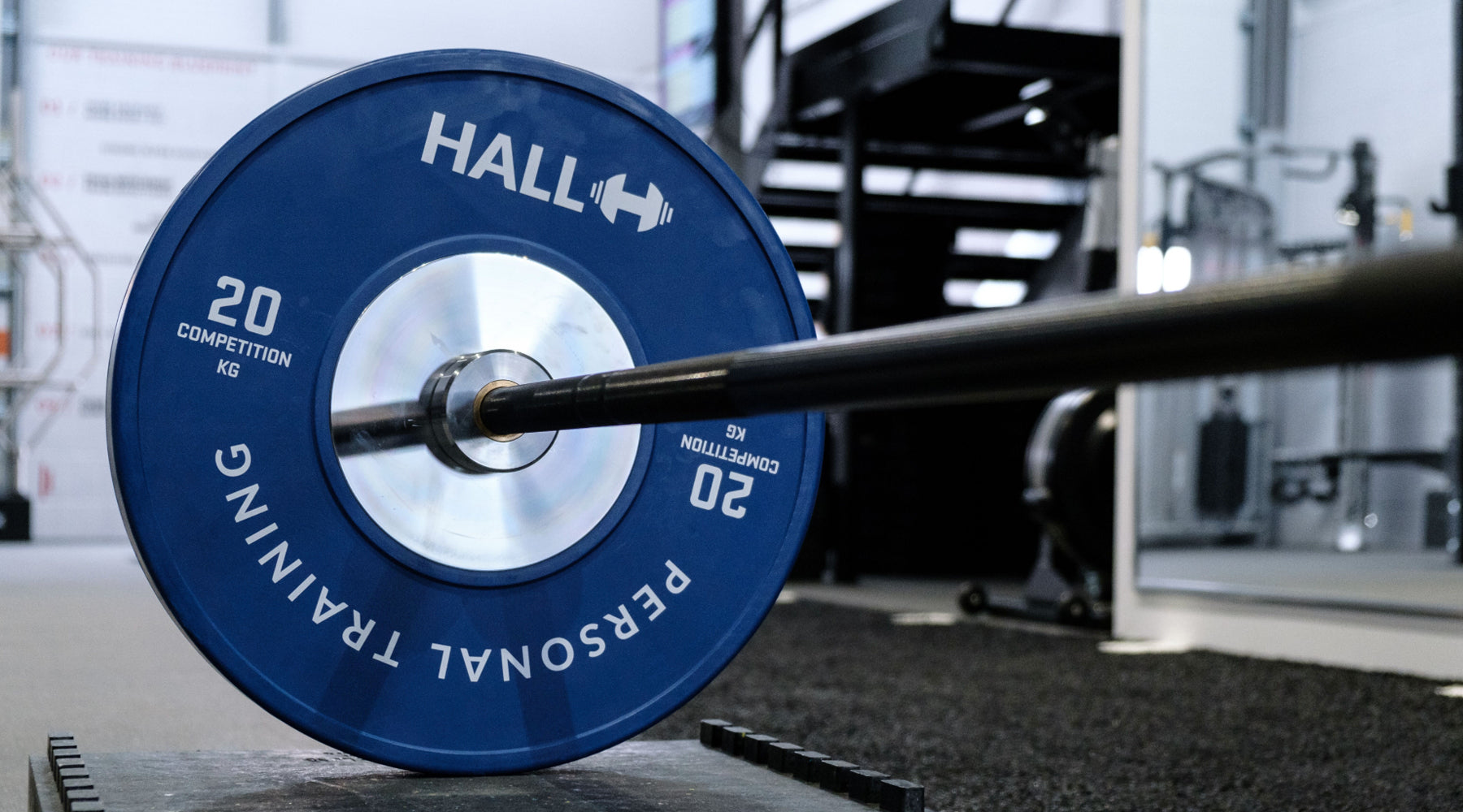 Hall Training Competition Plate