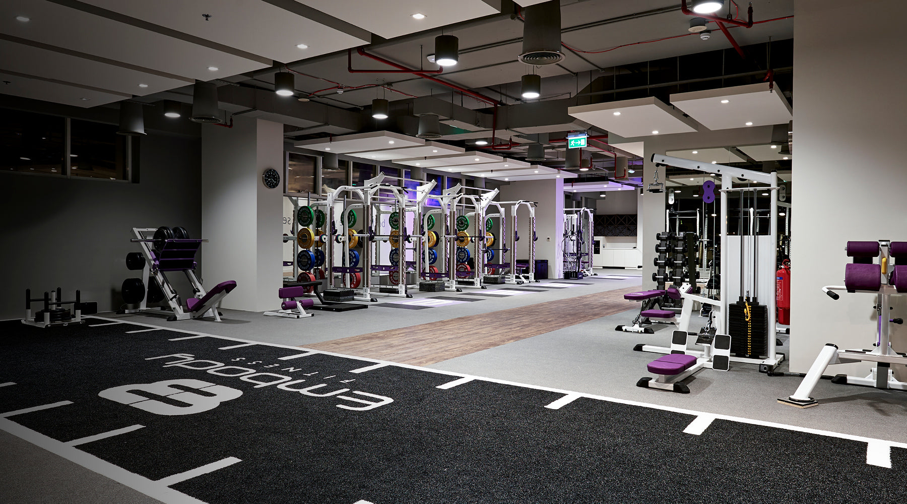 Embody Fitness Training Facility, Dubai