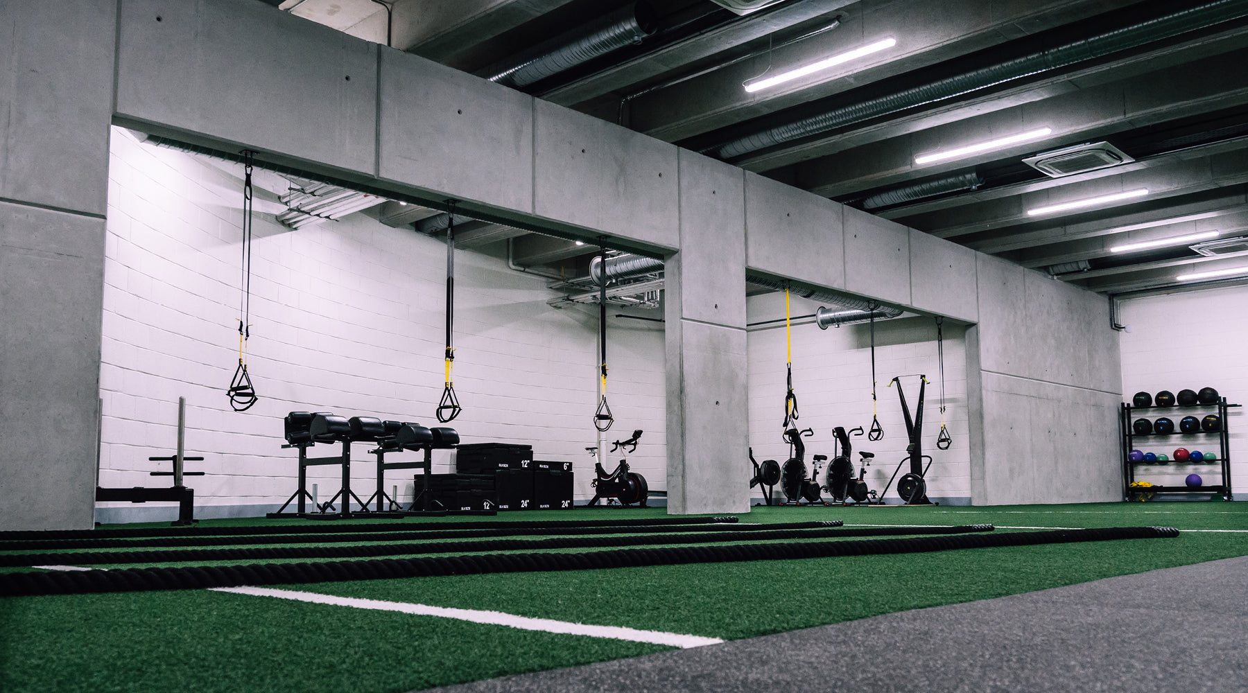 Kerry GAA Centre of Excellence Gym Facility
