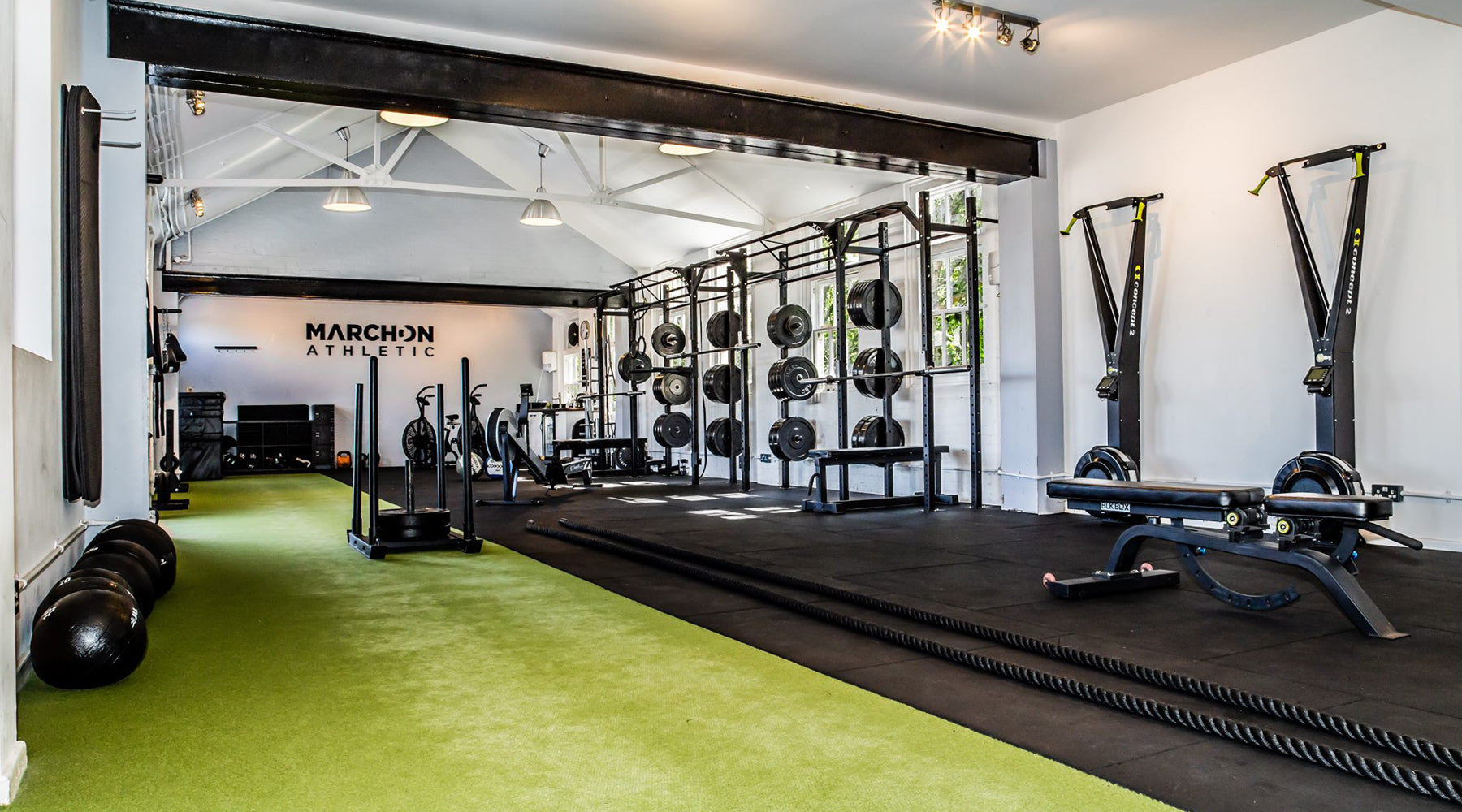 Marchon Athletic Gym