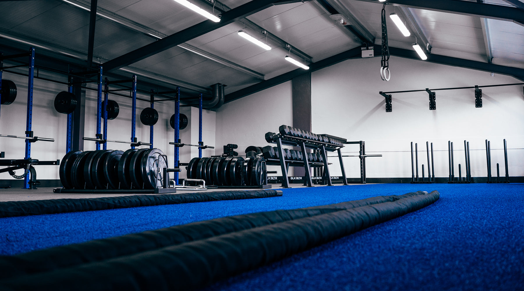 SPA GAA Gym Facility