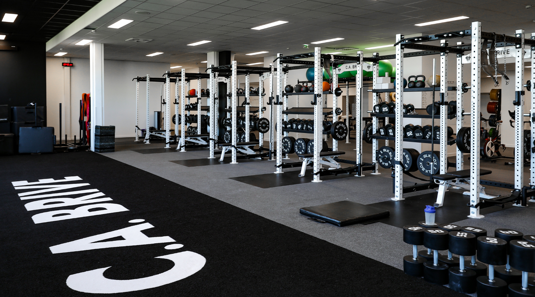 C.A Brive High Performance Facility