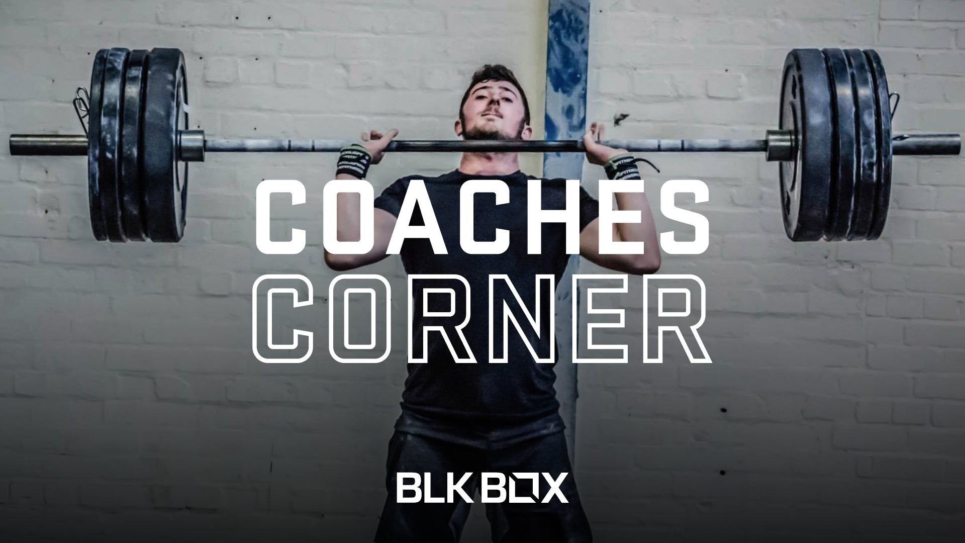 Coaches Corner - Jake Baxter