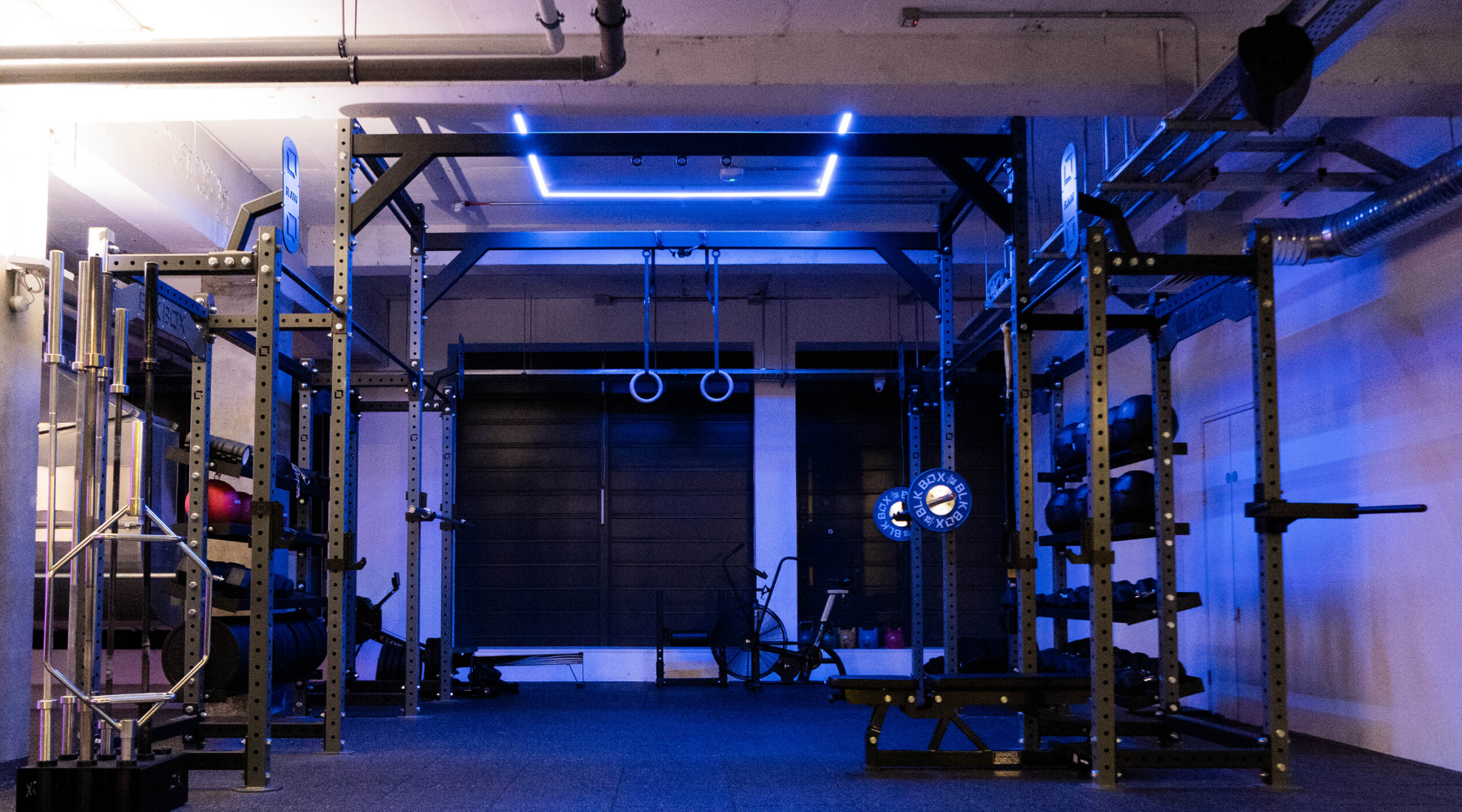 Raw Gym, Dublin