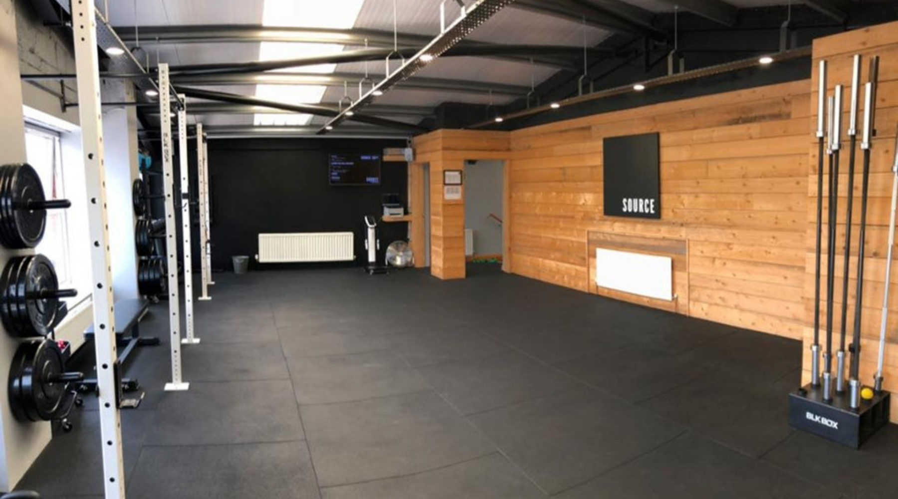 Source Gym Facility, Omagh