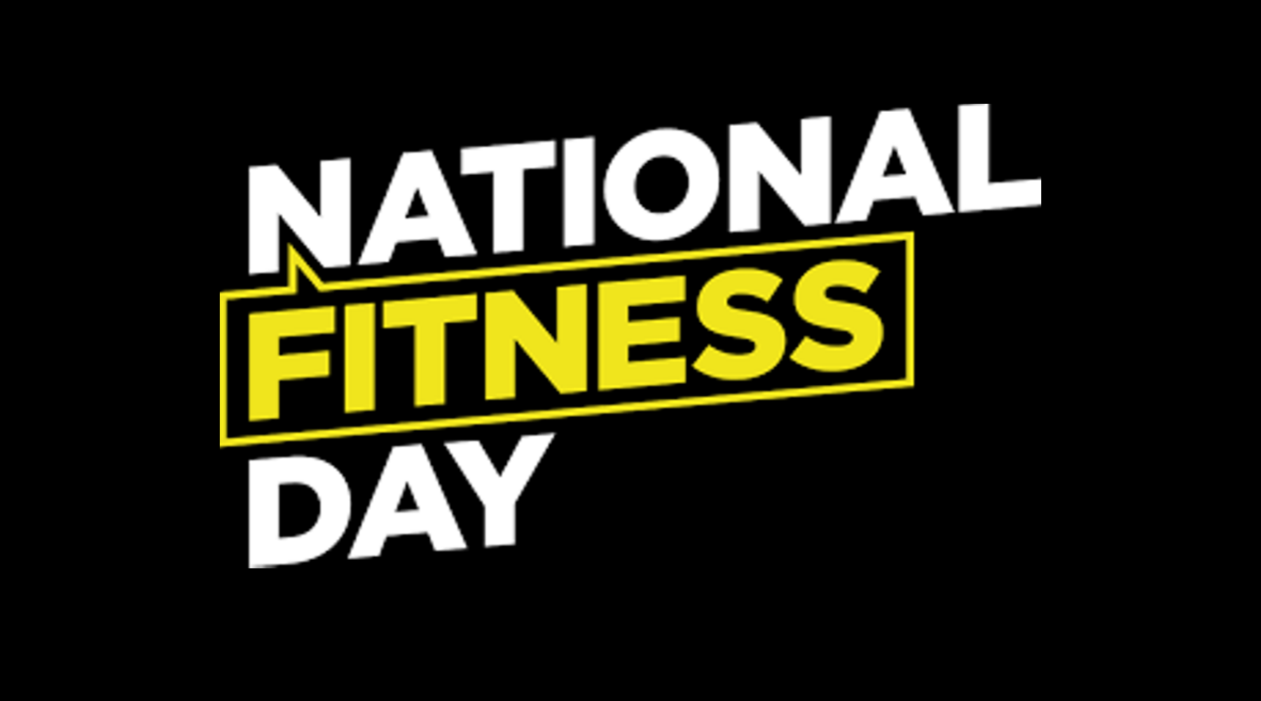 National Fitness Day 2019