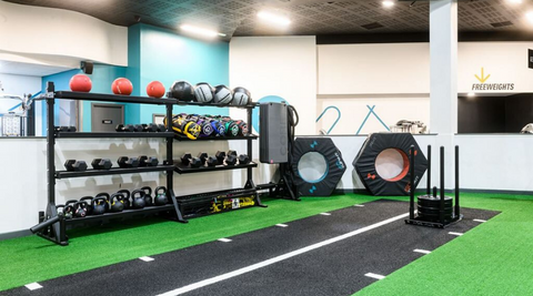 Pure Gym Storage