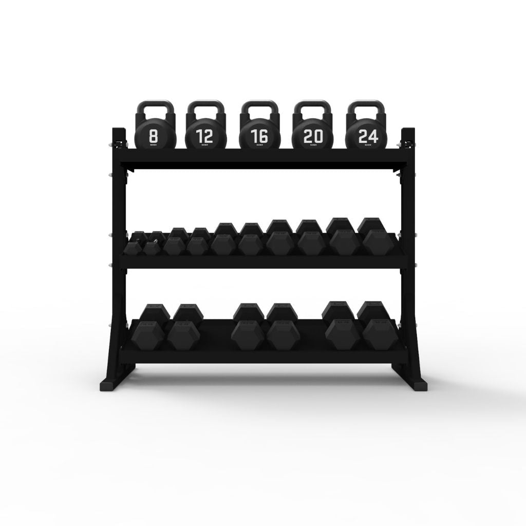 BLK BOX Basecamp 3 Tier Lagerregal