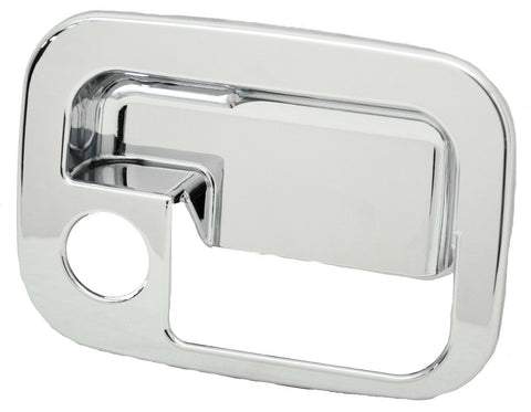 door handle cover drivers side exterior plastic for 06-16 Peterbilt 379 388 389