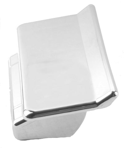 ashtray replacement plain chrome plastic for Peterbilt Western Star Freightliner