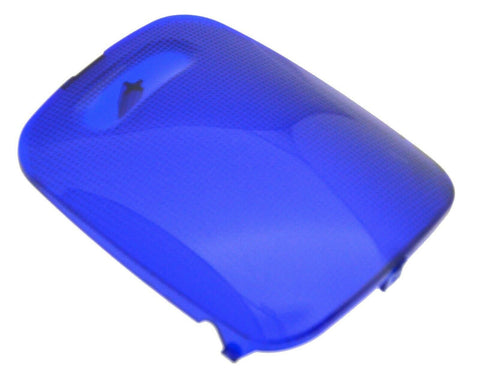 dome light lens rectangular blue for 357/378/379/385/386/389 Peterbilt 2006 & up