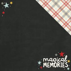 magical memories - say cheese lll- simple stories