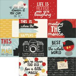 4x6 horizontal elements - say cheese lll- simple stories