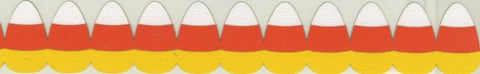 Candy Corn Die Cut