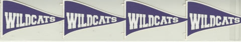 KState Pennant Layered Die Cut