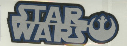 Star Wars Layered Die Cut