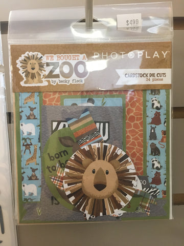 We Bought A Zoo - Die Cuts