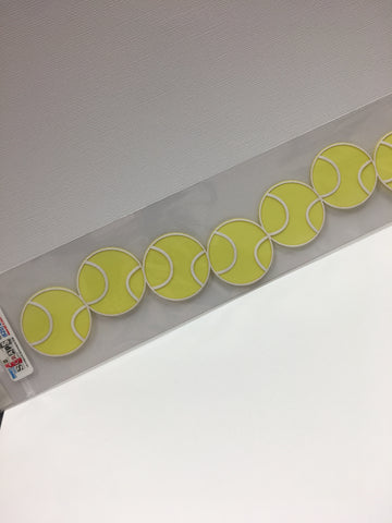 Tennis Ball Border
