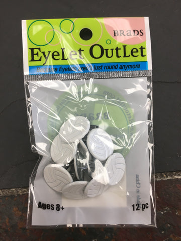 Volleyball Outlet Eyelet Brads