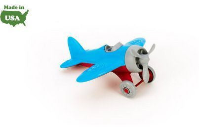 Green Toys Inc. Airplane Blue