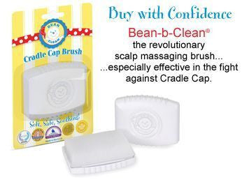 Bean B Clean Cradle Cap Brush