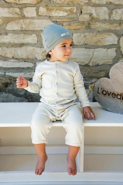 L'ovedbaby Organic Long-Sleeve Overall