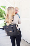 Boss Bag Backpack Diaper Bag
