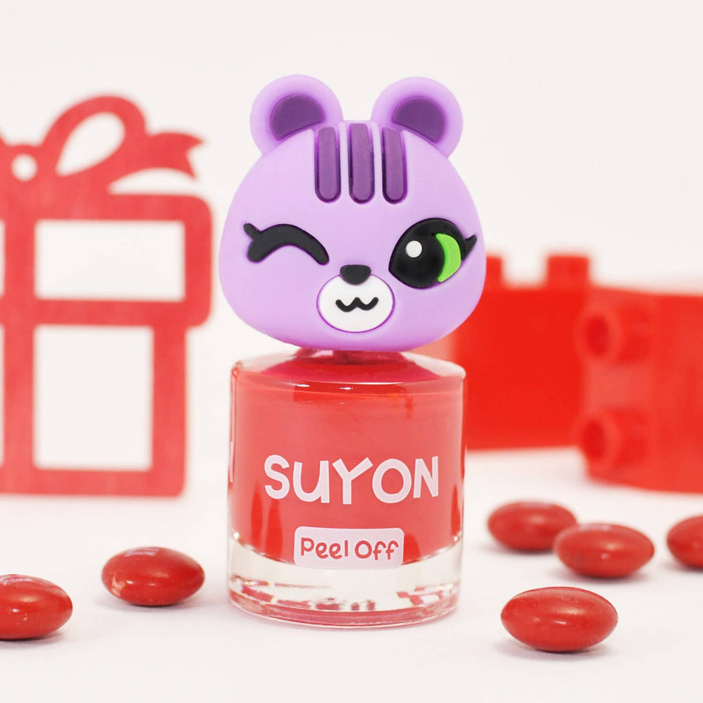 SUYON Collection - Bright Red Happy Arong