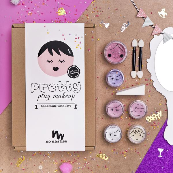 No Nasties Deluxe Pretty Play Makeup Box