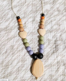 LOCAL Joyfully Valor Teething Necklaces