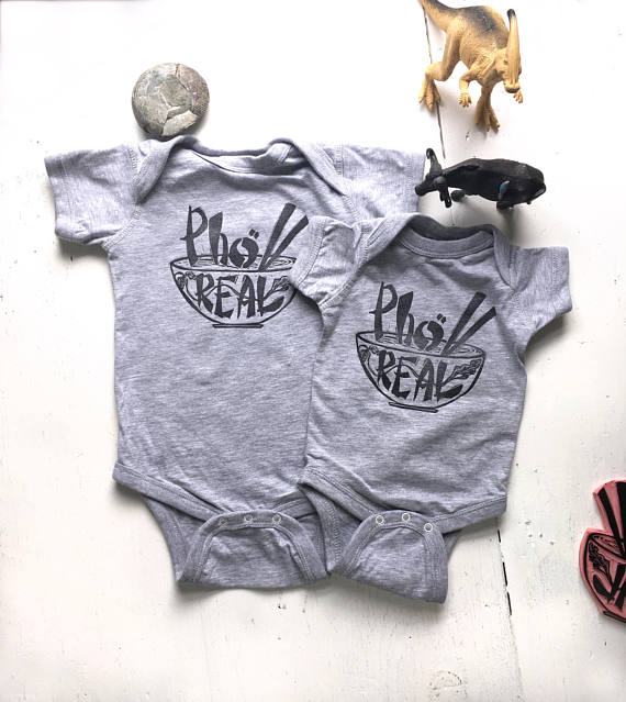 Pho Real Baby Bodysuit
