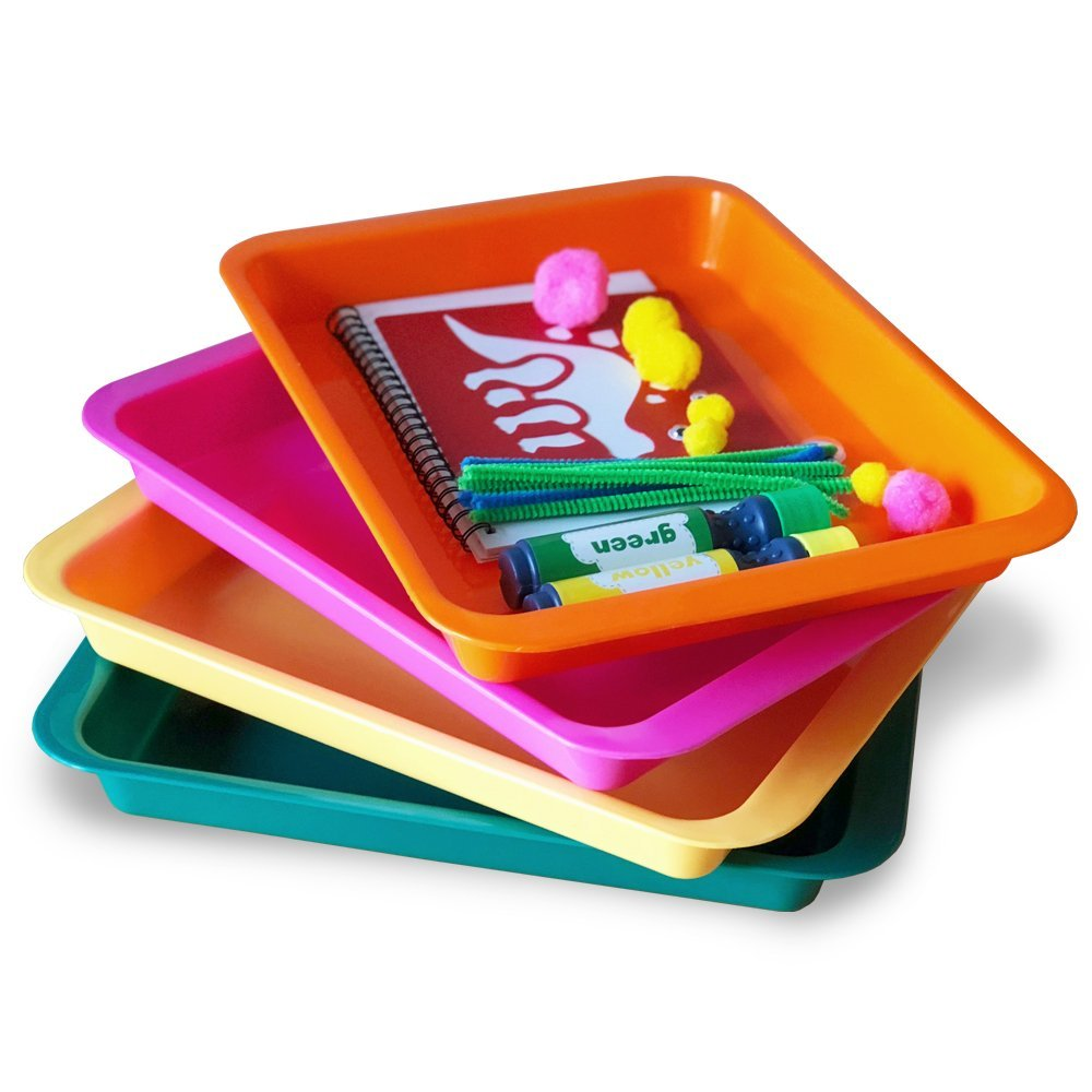 Doodle Hog Play Tray (8-Pack)