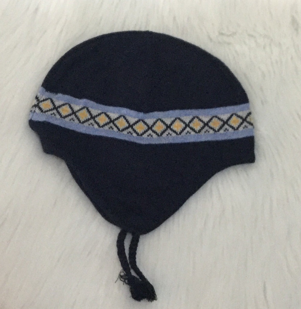 Angel Dear Viking Fair Isle Pilot Hat
