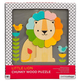 Petitcollage  Chunky Wood Puzzle