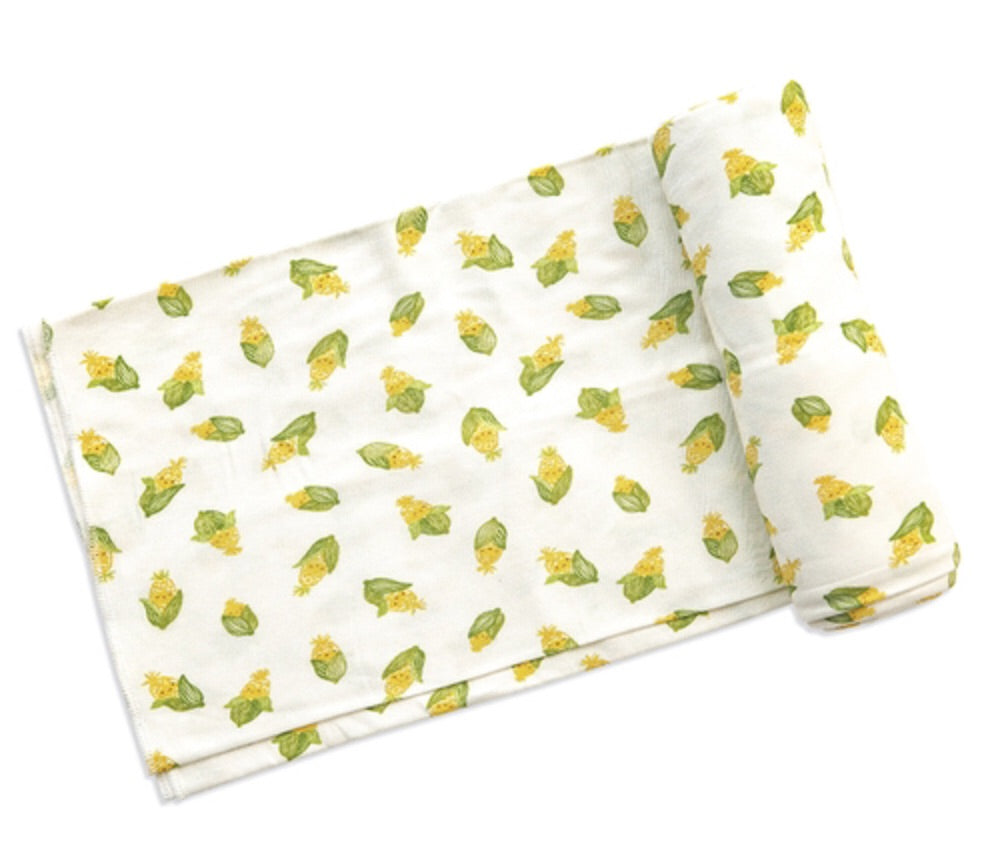 Angel Dear Baby Corn Swaddle Blanket