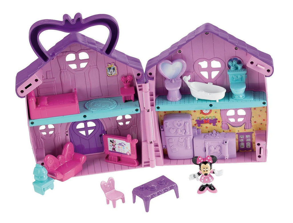 Fisher Price Minnie Mouse Bowtique House Playset India Online