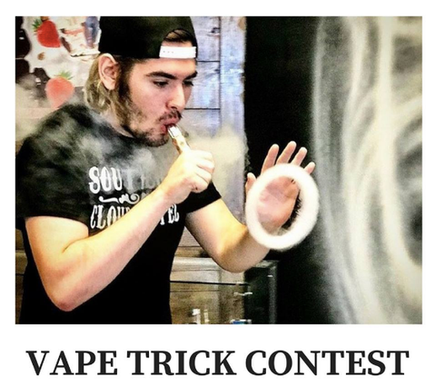 Enter The Juice Punk Vape Trick Contest to win an incredible prize pack.