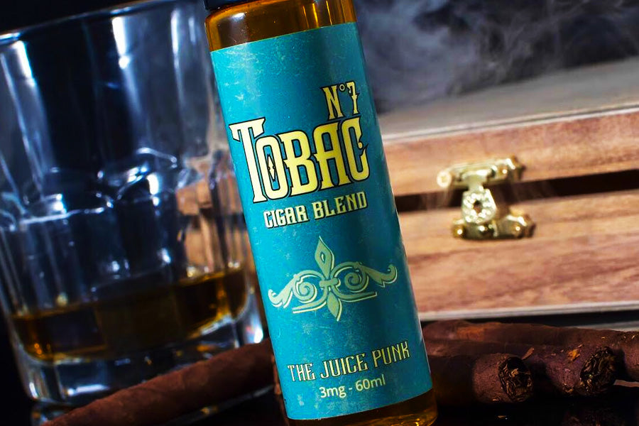 TobacNo7 by The Juice Punk. Instagram photo by @crazedavis