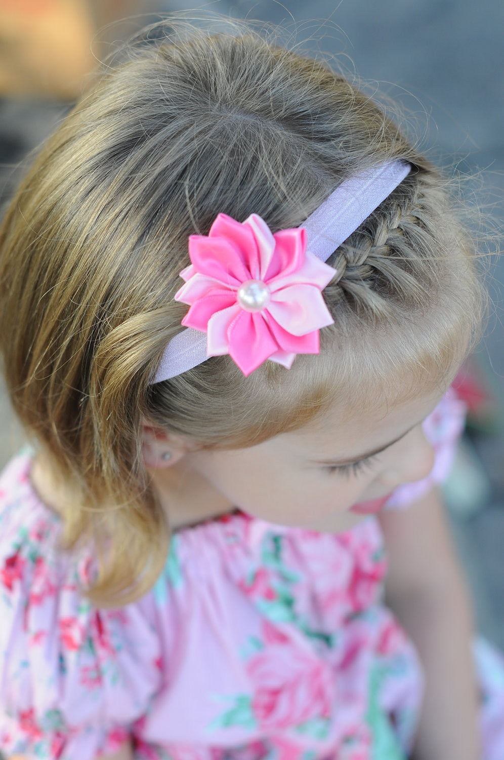Satin Tiffany Blue Headbands - Happy BOWtique - children's clothing, Baby Girl clothing