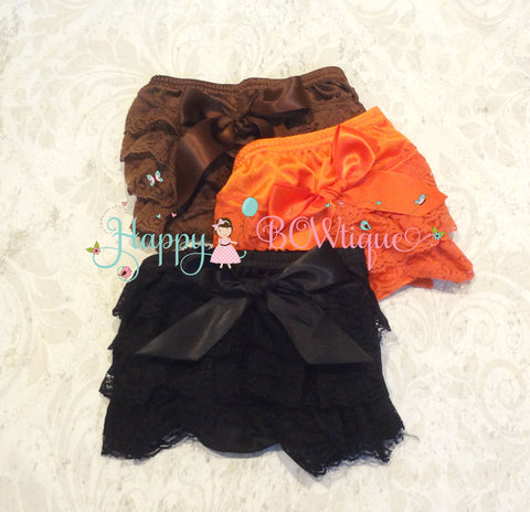 Fall Baby Bloomer - Happy BOWtique - children's clothing, Baby Girl clothing