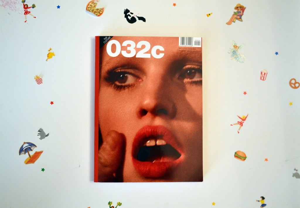 032c Issue 26 Summer 2014 Cover
