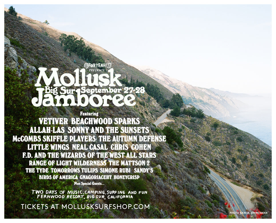 Mollusk Big Surf Jamboree