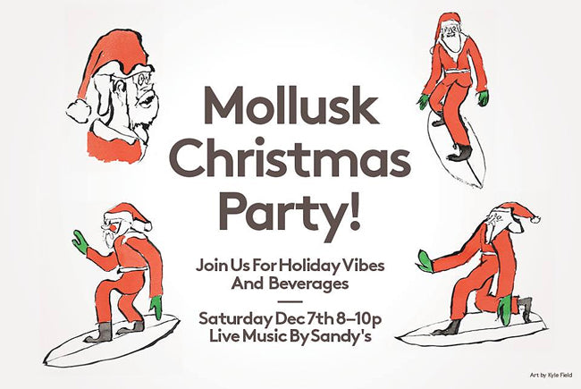 Mollusk Christmas Party 2013 s
